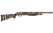 """MOSSBERG 510 Youth 20 Gauge 3"""" Chamber 18.5"""" Barrel 3Rd Synthetic Stock Vent Rib Accuset Bead Sights MO Break-Up Country Pump-Action Shotgun (50497)"""