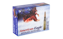 FEDERAL 50BMG 660 Grain 10rd Box of Full Metal Jacket Centerfire Rifle Ammuntion (XM33C)