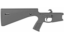 KE ARMS KP-15 with Built-In Fixed Stock Mil-spec Components Uses Carbine Buffer and Spring Semi-Auto Complete Lower Receiver (1-61-01-002)