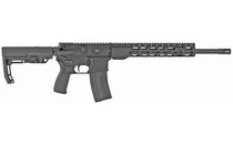 RADICAL FIREARMS 223REM-556NATO 16in Forged Barrel 30rd Mag with 12in RPR Rail with MLOK MFT EPG16V2 Pistol Grip and Minimalist Stock Semi-Auto AR Rifle (RF01591)