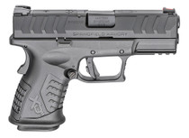 SPRINGFIELD ARMORY XD-M Elite 9MM 3.8in Barrel 14rd Mags x2 Optic Ready Slide Double Action Only Semi-Auto Compact Pistol (XDME9389CBHCOSP)
