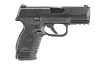 FN AMERICA FN509 9MM 3.7in Barrel 12rd+15rd Mags with Non-Manual Safety, Interchangeable Backstraps FN Soft Case and Loaded Chamber Indicator Striker Fired Semi-Auto Compact Pistol (66-1000815)