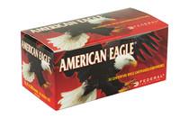 FEDERAL American Eagle 5.7X28mm 40 Grain 50rd Box of Total Metal Jacket Centerfire Pistol Ammunition (AE5728A)