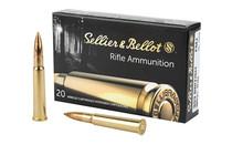 SELLIER & BELLOT 303 British 180 Grain 20rd Box of Full Metal Jacket Centerfire Rifle Ammunition (SB303A)