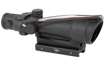 TRIJICON ACOG 3.5x35 Red Horseshoe 223 Reticle Riflescope with TA51 Mount (TA11H)