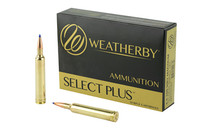 WEATHERBY Select Plus 6.5-300 Wby Mag 127 Grain 20rd Box of Barnes Long Range X California Certified Nonlead Ammunition (B653127LRX)