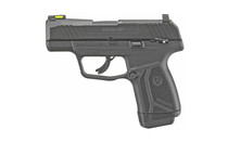 """RUGER MAX-9 9mm 3.2"""" Barrel Optic Ready Thumb Safety Polymer Frame Striker Fired Semi-Automatic Pistol (03500)"""