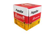 AGUILA 22LR 40Gr 250Rd Box of Hi-Velocity Solid Point Rimfire Ammunition (1B221100)