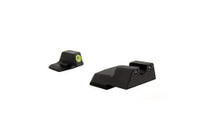 TRIJICON HD XR Yellow Front Outline Night Sight Set for H&K 45C/P30/VP9 (HK610-C-600895)