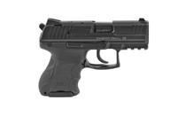 """HECKLER & KOCH P30SK 9mm 3.27"""" Barrel 13Rd Polymer Frame DA/SA Semi-Automatic Pistol (81000299)"""
