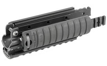 KNIGHTS ARMAMENT COMPANY H&K MP5 RAS Black Picatinyy Rail (97198)