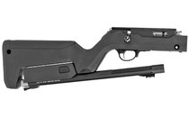 TACTICAL SOLUTIONS OWYHEE 22 LR 16in Threaded Barrel 10rd Mag with Backpacker Stock Takedown Bolt Action Rifle (OHR-TD22-MB-OB-BLK)