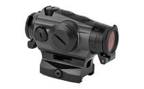 SIG SAUER Romeo4H Ballistic Circle Plex Reticle Red Dot Sight with Torx and QR Mounts (SOR43012)