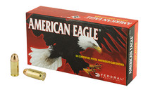 FEDERAL American Eagle 45ACP 230Gr 50Rd Box of Full Metal Jacket Ammunition (AE45A)