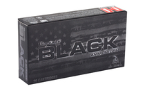 HORNADY Black 223 Rem 20Rd Box Rifle Ammo