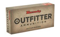 HORNADY Outfitter 7mm WSM 150 Grain 20rd Box of GMX Centerfire Rifle Ammunition (80551)