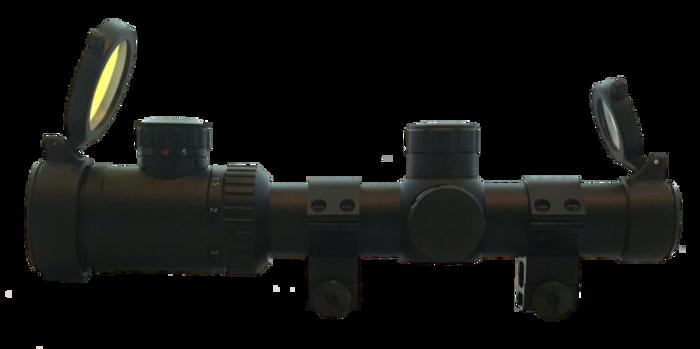 Tactical Riflescope 1-6X24mm