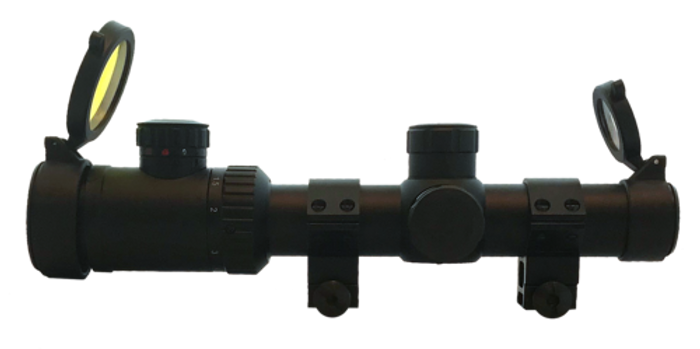 AR Optic Riflescope 1-6X24mm