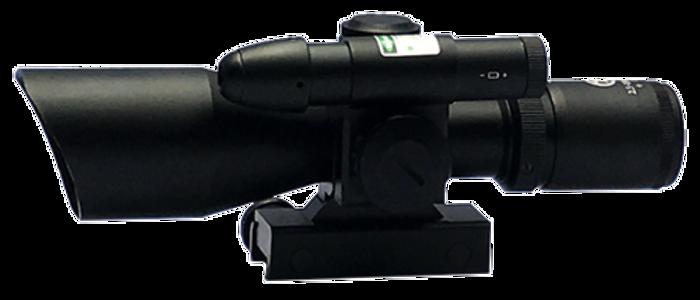 AR Optic Riflescope 2.5-10x40mm - With 5mw  Green Laser