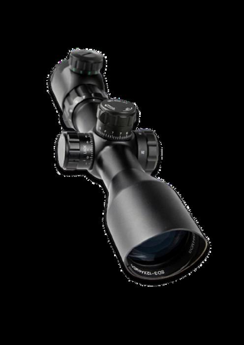 Core Riflescope 3-12x44