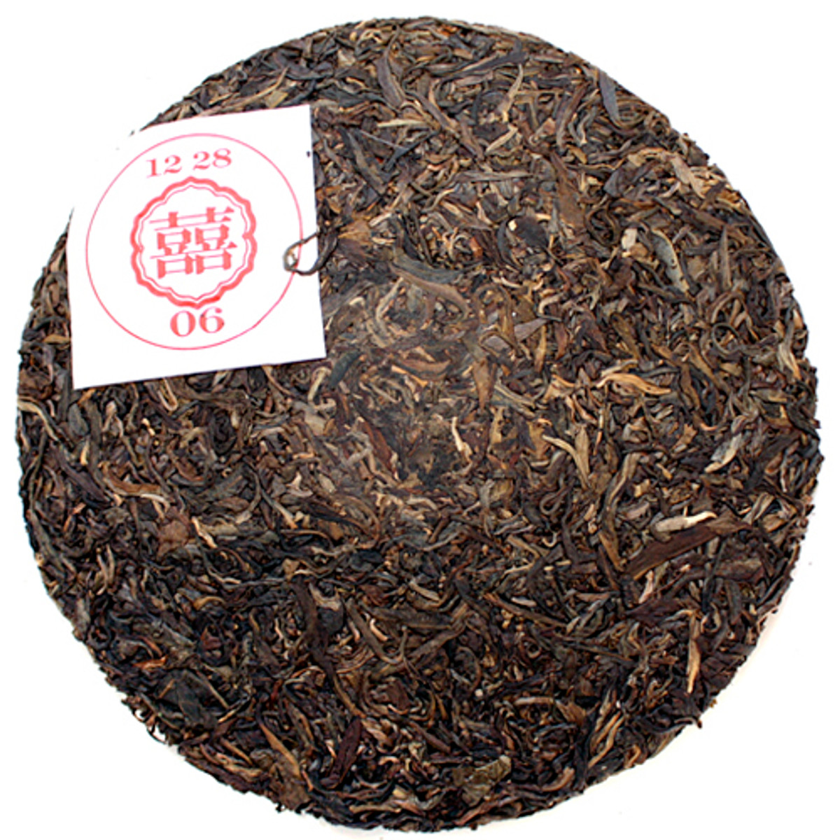 YiWu Mt. Raw Puerh (Cake, around 357g)