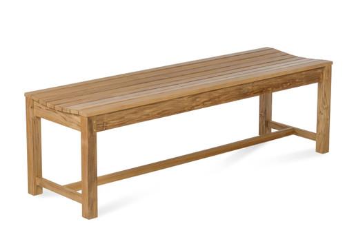 Bayhead 5' Backless Bench