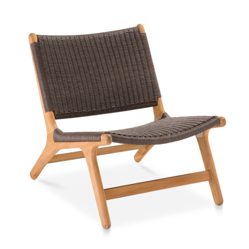 Arden Chair (Set of Two) Brown