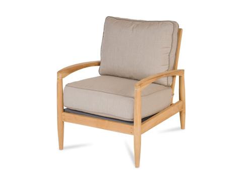 Monica Club Chair with Ash Cushions