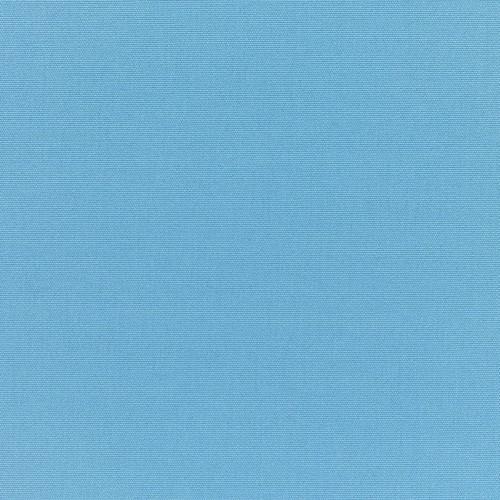 Canvas Sky Blue Fabric Swatch