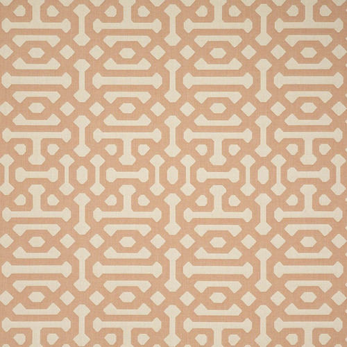 Fretwork Cameo Fabric Swatch