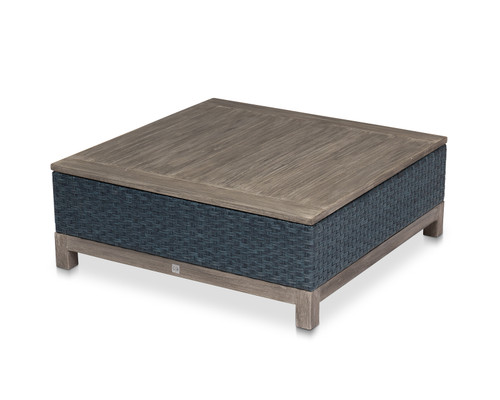 Summit Storage Coffee Table / Side Table, Navy