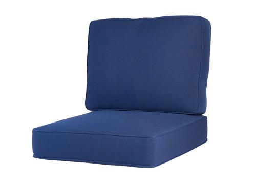 Soho/Jackson/Newport One Seat & Back Cushion Set, Ink