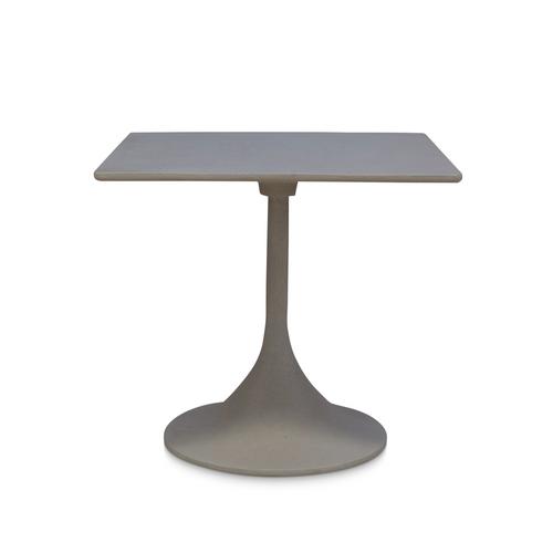 Bayridge Square Bistro Table-Grey