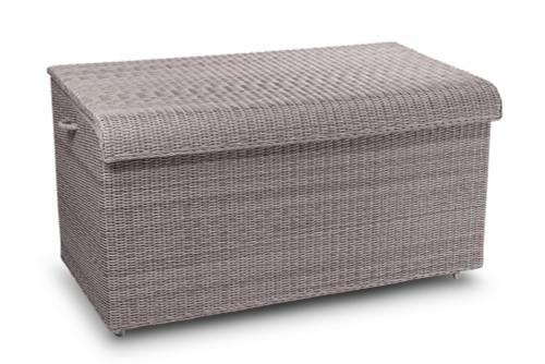 Savannah Cushion Box - Medium, Grey