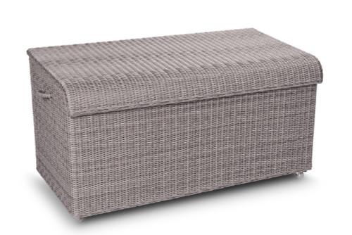 Savannah Cushion Box - Large, Grey