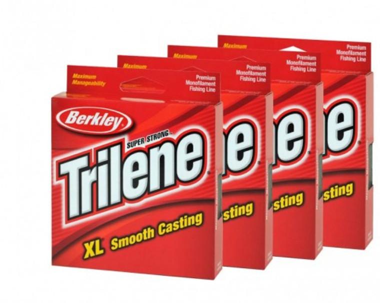 BERKLEY TRILENE XL MONO FISHING LINE CLEAR