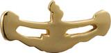 Leaping Splits Cheerleader Lapel Pin (CHR-205)