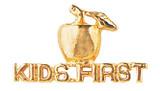 Golden Apple Kids First Lapel Pin