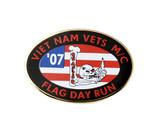 Viet Nam Vets Flag Day Run 07