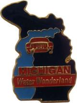 Michigan State Lapel Pin