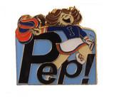 Pep! Cheer Lapel Pin (CHR-202)