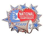 FCC 2012 Nationals Staff Lapel Pin