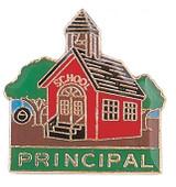 Principal Lapel Pin