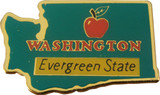 Washington State Lapel Pin