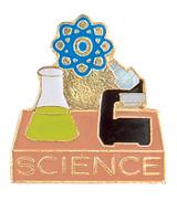 Science Lapel Pin