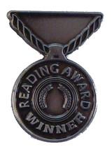 Reading Award Winner (antique silver) Lapel Pin