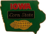 Iowa State Lapel Pin