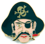 Pirate Lapel Pin