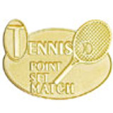 TENNIS Lapel Pin