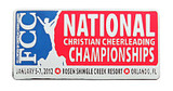 2012 FCC Nationals Pin